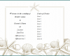 Free Printable Ceremony Program Template