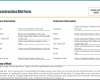 Free Printable Construction Bid Template Excel