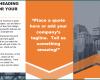 Free Printable Half Fold Brochure Template