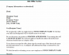 Free Printable Job Offer Letter Template