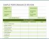 Free Printable Performance Appraisal Form