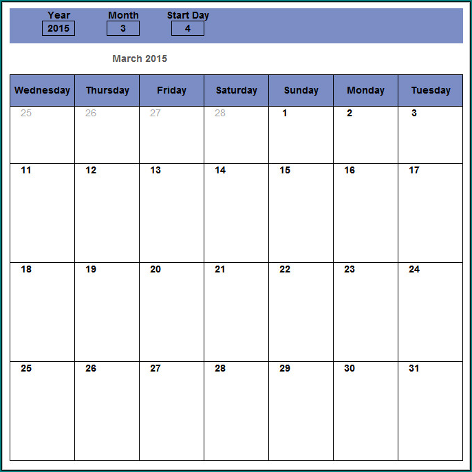 Sample-Download-monthly-Schedule-For-Free
