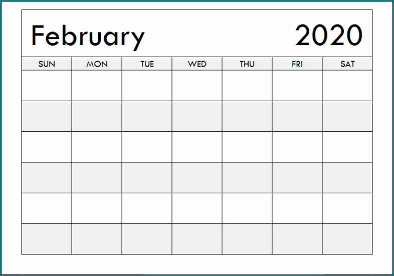 Sample of Monthly Work Schedule Template Excel